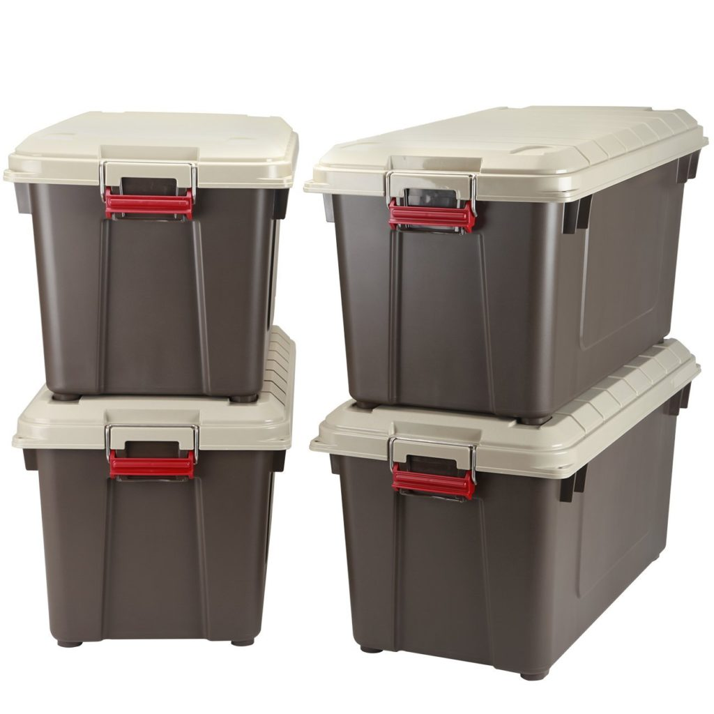 Lockable Storage Box