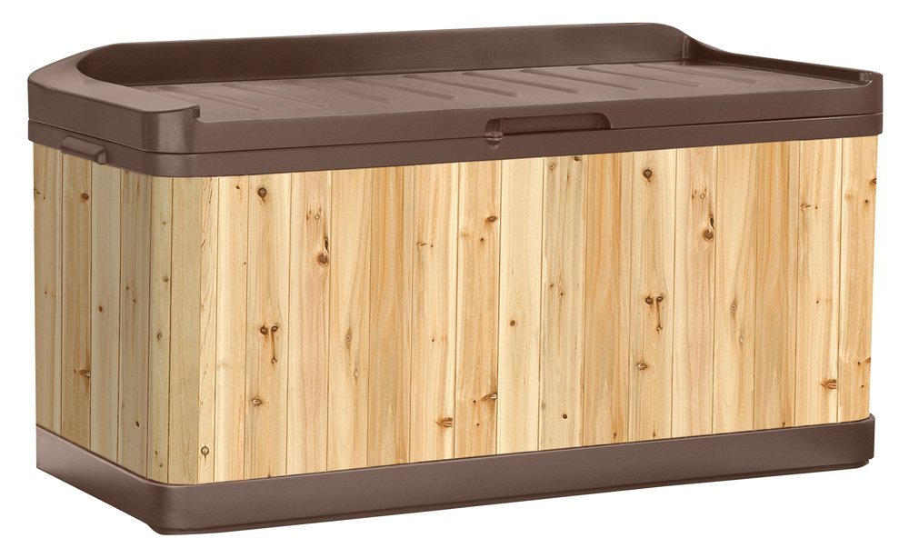 Superb Outdoor Storage Bench The Storage Home Guide Dailytribune Chair Design For Home Dailytribuneorg