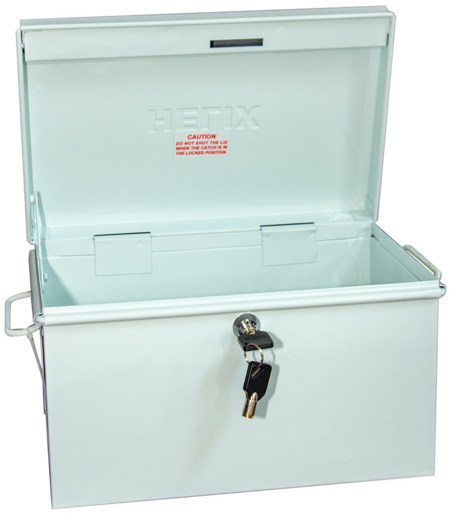 metal storage box with lid. lockable storage box metal with lid r