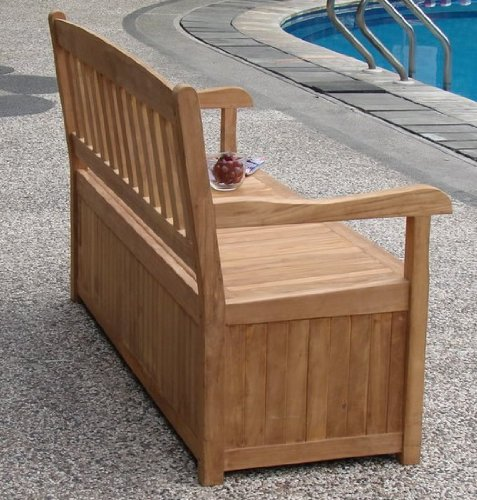 diy outdoor storage bench outdoor diy kitchen kitchens benches bench