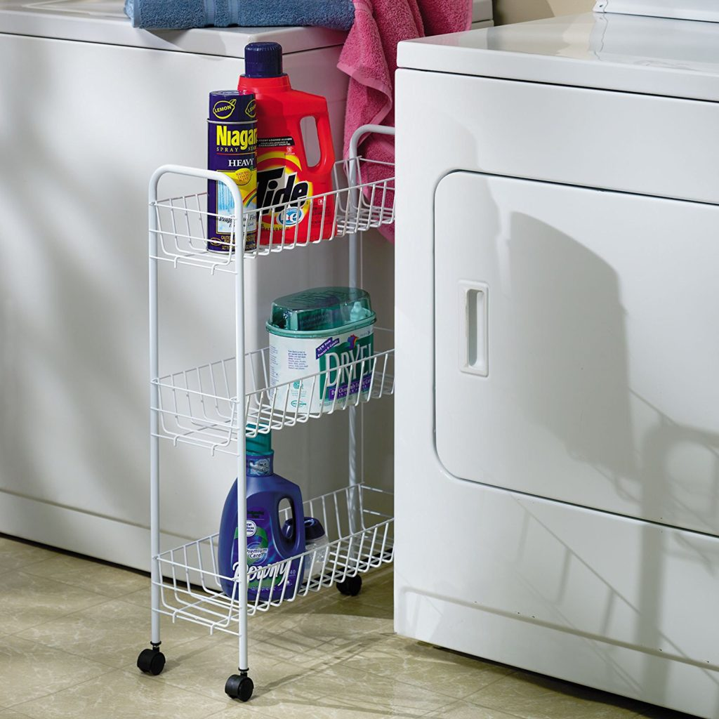 organization youtube storage watch laundry ideas room shelf