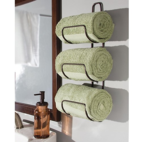 bathroom towel storage - Bathroom Towel Storage