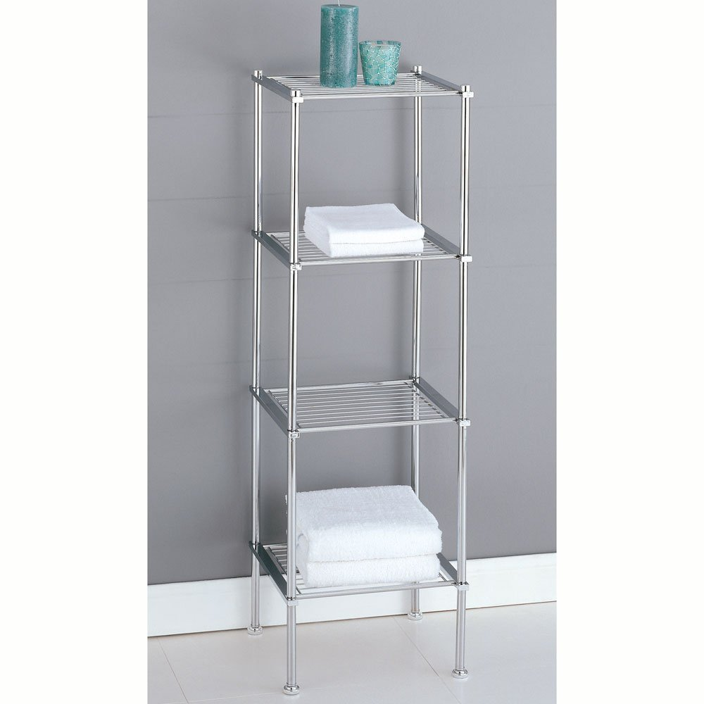 Bathroom Towel Storage